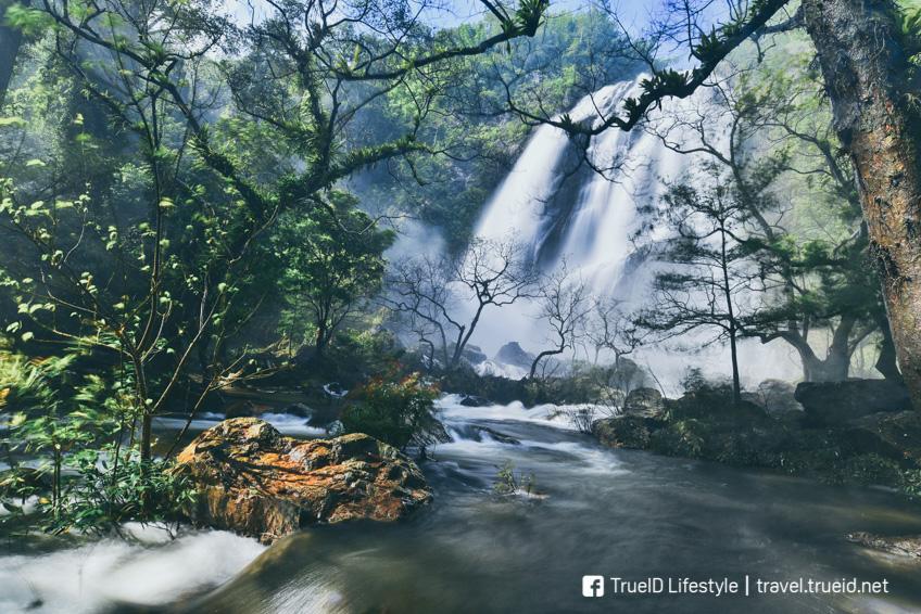 5 น้ำตก สวยที่สุดในไทย