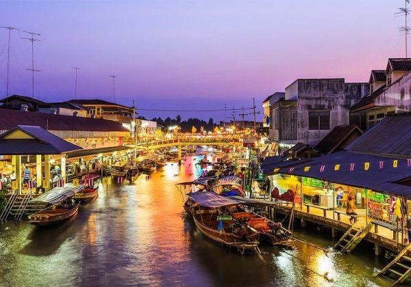 5 ตลาดน้ำในกรุงเทพฯ