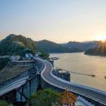 5 ที่เที่ยว เขื่อนสวยในไทย