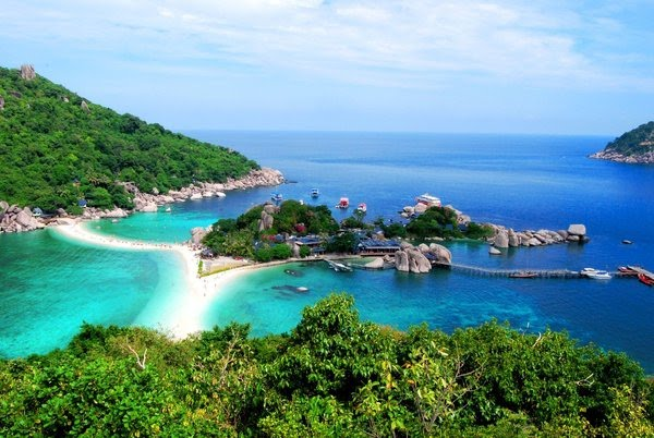 เกาะสมุย หาดทรายสวย ทะเลน้ำใส