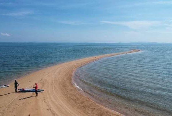 ทะเลแหวก ระยอง
