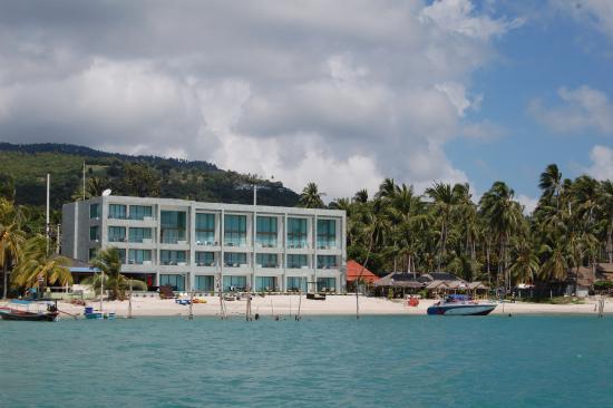 โรงแรมบนเกาะสมุย The Beach Samui
