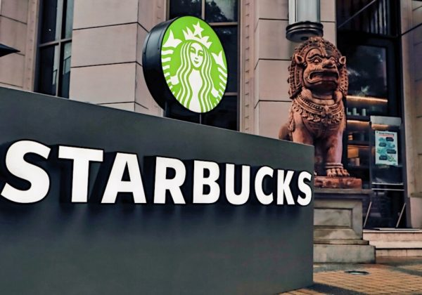 Starbucks สาขา The Davis, กรุงเทพมหานคร เหมือนไปต่างประเทศ